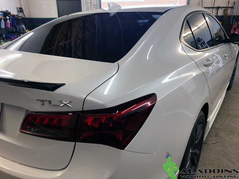 2019 Acura TLX - Aladdins Window Tinting