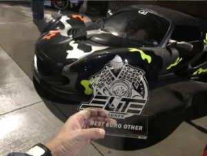 elite tuner arizona lotus award